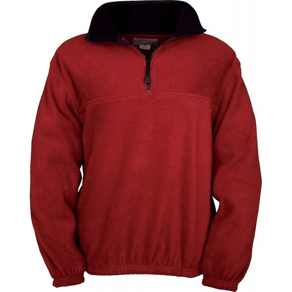 Colorado Timberline Steamboat Pullover XS Burgundy