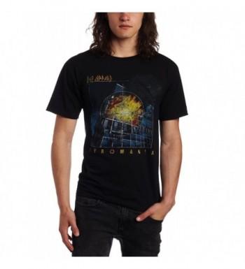 FEA Leppard Sleeve T Shirt Medium