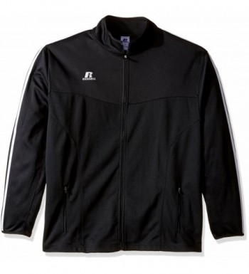 Russell Athletic Gameday Jacket Black