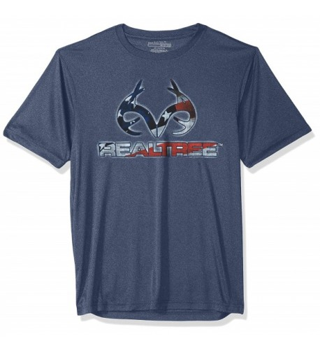 Realtree Active Sleeve Graphic T Shirt