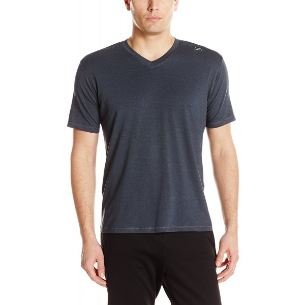 tasc Performance Vital V Neck Gunmetal