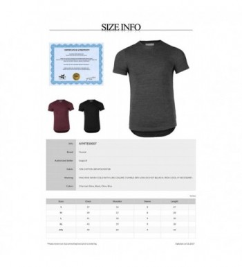Discount Real Men's T-Shirts for Sale