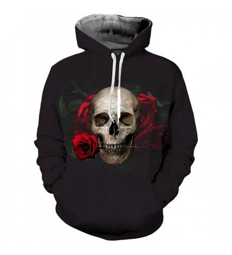 Belovecol Hoodie Sleeve Pullover Sweatshirt