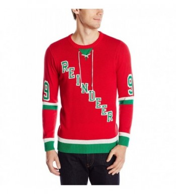 Blizzard Bay Rudolph Christmas Sweater