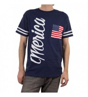 Calhoun Merica Pocket T Shirt XX Large