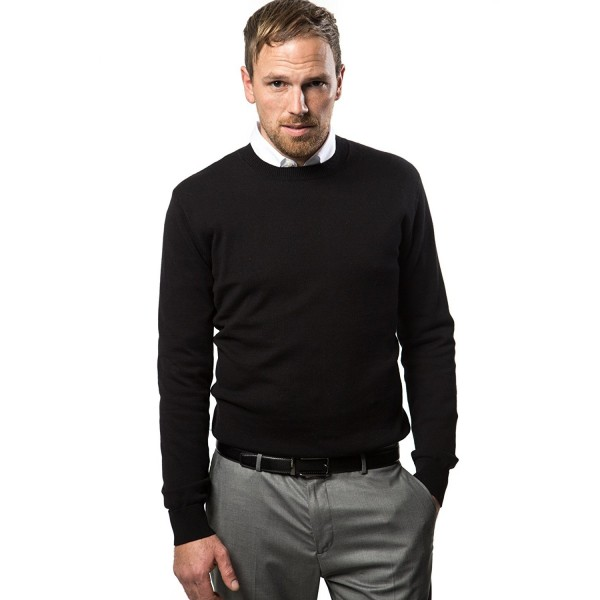 Mio Marino Cotton Sweaters Men