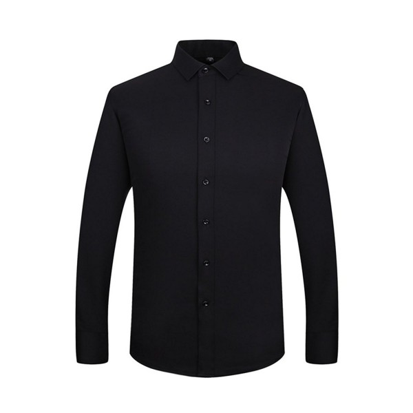 CHANGXIN Sleeve Classic Slim Fit Solid