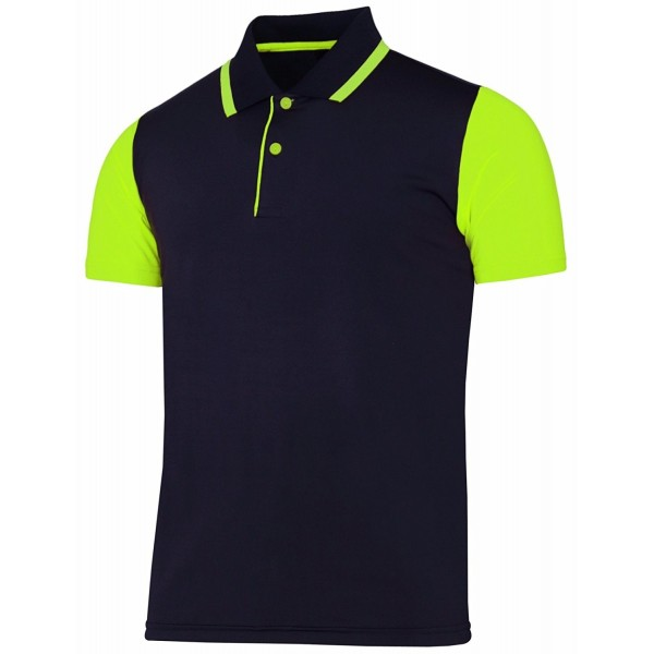Bcpolo Raglan Stretch Athletic Navy Green S