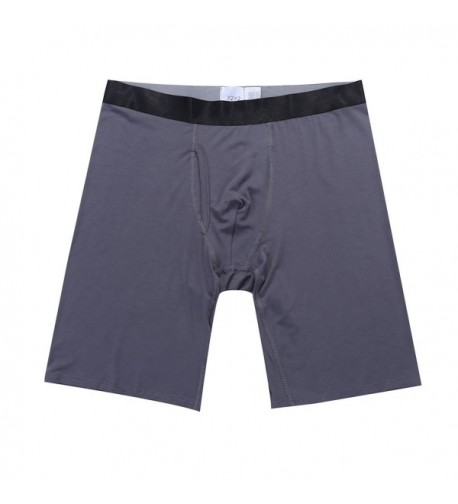 2 Pack Mens Modal Boxer Briefs