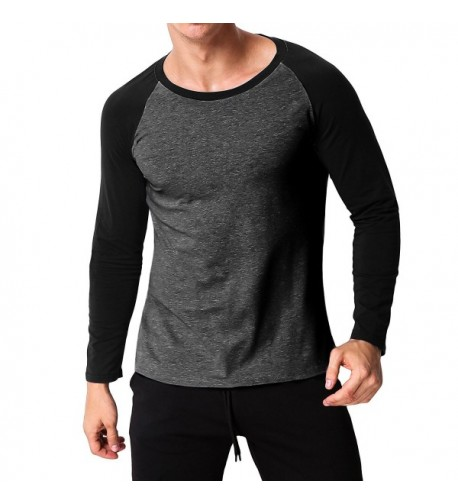 MODCHOK Sleeve Raglan Baseball T Shirts