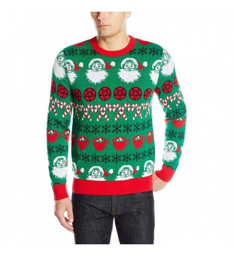 Alex Stevens Fairisle Christmas Sweater