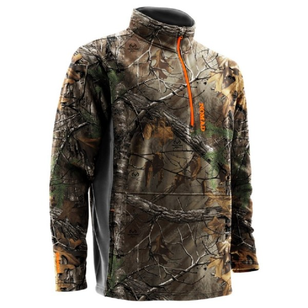Nomad Southbounder Camo Fleece Realtree