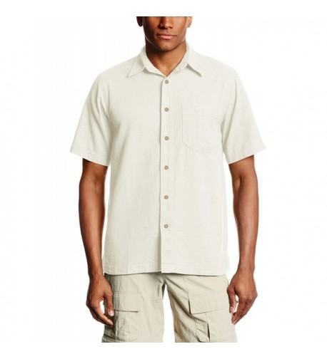 Royal Robbins Short Sleeve Powder