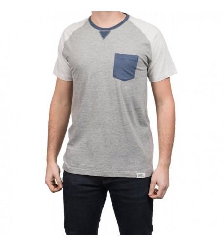 MTL Mens Color Raglan Pocket