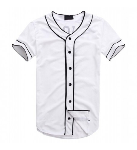 Hipster Baseball V Neck Sleeve T shirts