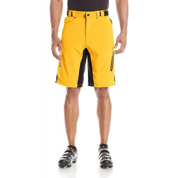 ZOIC Cycling Shorts Saffron Medium