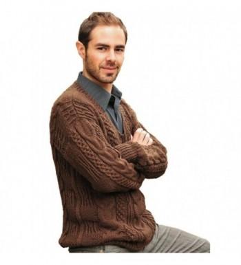 Gamboa Woven Alpaca Sweater Medium