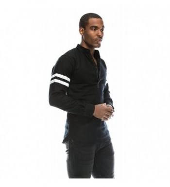 Popular Men's Henley Shirts