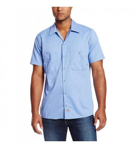 Dickies Occupational Workwear LS307LB Industrial