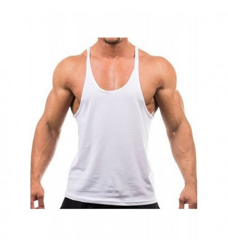 YAKER Lightweight Cotton Stringer Shirts