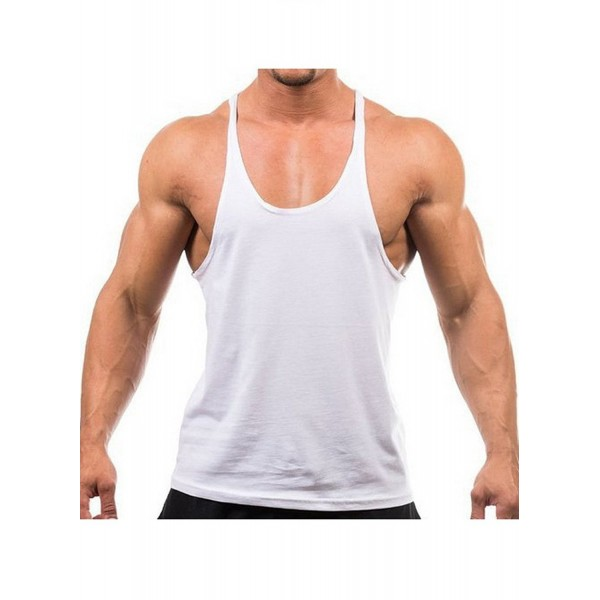 YAKER Lightweight Cotton Stringer Shirts