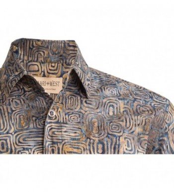 Men's Casual Button-Down Shirts On Sale