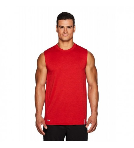 RBX Active Heathered Muscle Tank Top