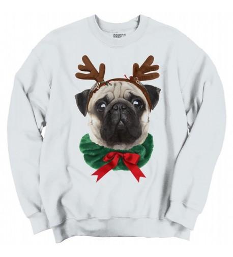 Reindeer Christmas Sweater Sweatshirt XX Large
