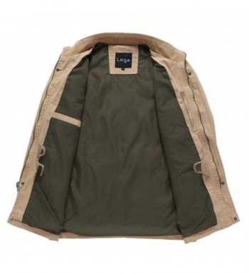 Discount Real Men's Outerwear Jackets & Coats Online