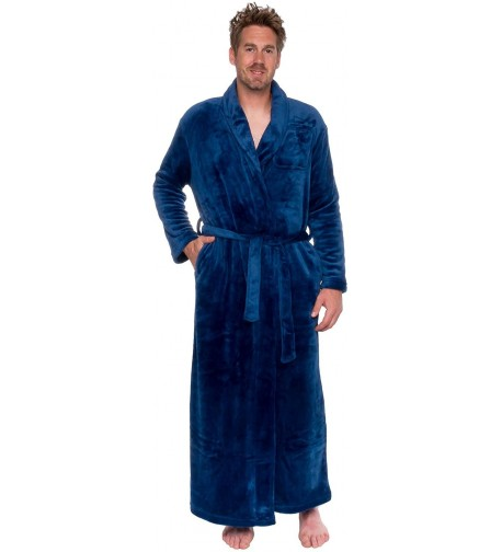 Ross Michaels Mens Long Robe