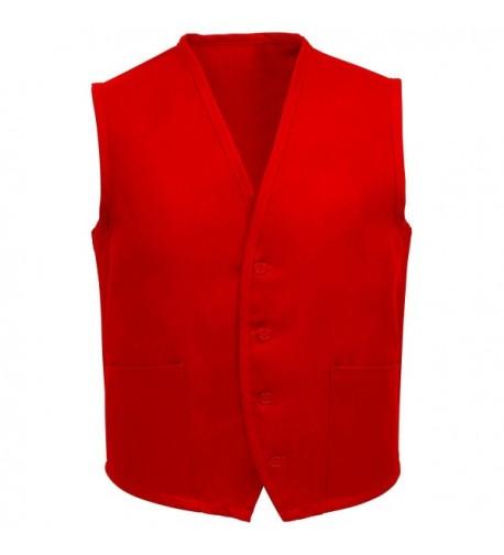 Fame Adults Pocket Vest Medium