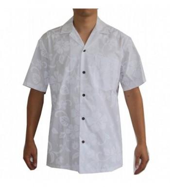 White Wedding Hawaiian Aloha Shirt