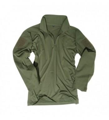 Mil Tec Combat Shirt Olive size
