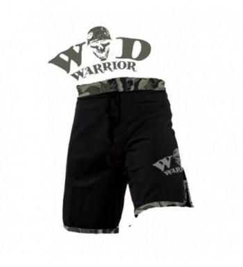 WOD shorts warrior Black Camo