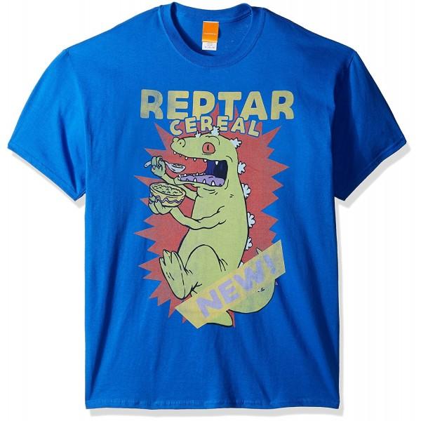 Nickelodeon Reptar Cereal T Shirt Royal