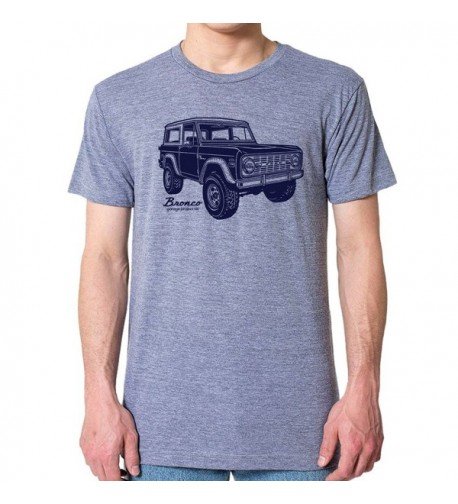 GarageProject101 Classic Bronco T Shirt Athletic