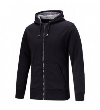 Fashion Men's Fleece Jackets Online