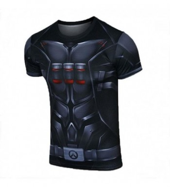 AestheticCosplay Overwatch T Shirt Inspired Compression