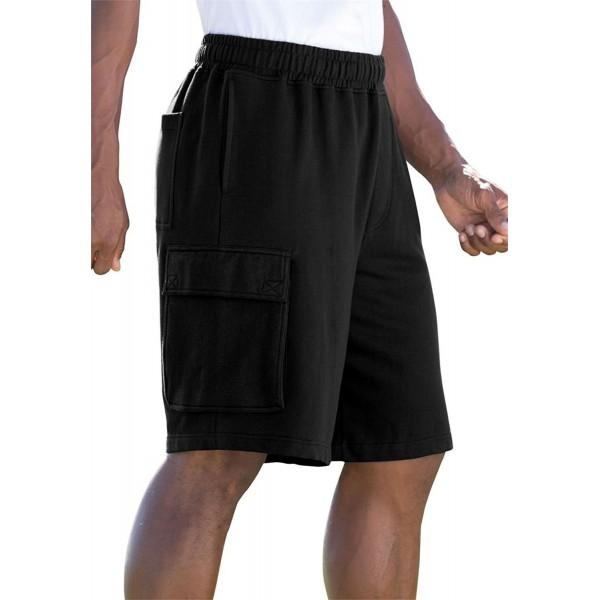 Kingsize Elastic Waist Shorts Tall 6Xl