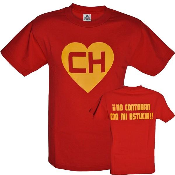 Chespirito Chapulin Colorado Shirt ShirtBANC