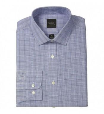 Oxford NY Plaid Spread Collar Sleeve