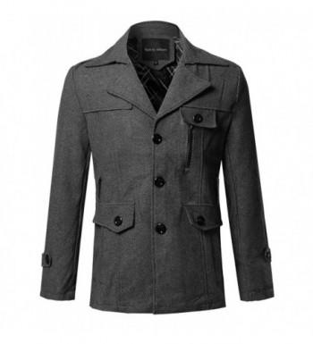 Men's Wool Jackets for Sale