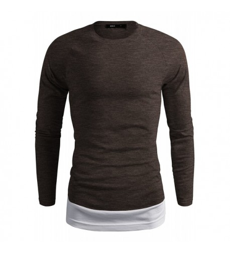 DANDYCLO Sleeve Casual Design X Large