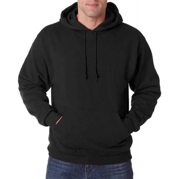 Jerzees 8 oz NuBlend 50//50 Pullover Hood Safari X-Large