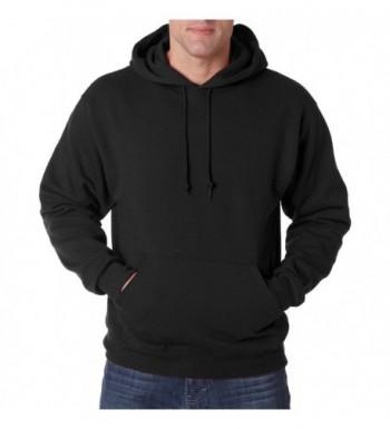 Jerzees NuBlend Pullover Hood Black
