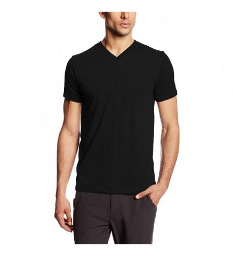 prAna Prana V Neck Shirt Black