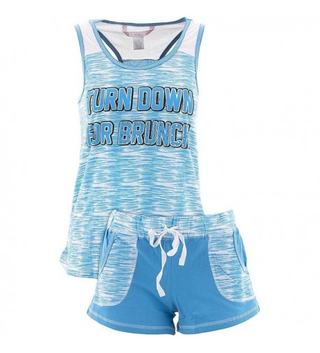 Lola Juniors Brunch Shorty Pajamas