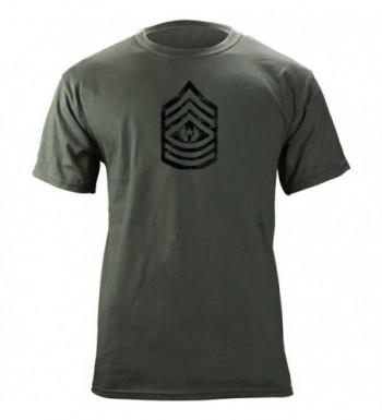 Vintage Command Sergeant Veteran T Shirt