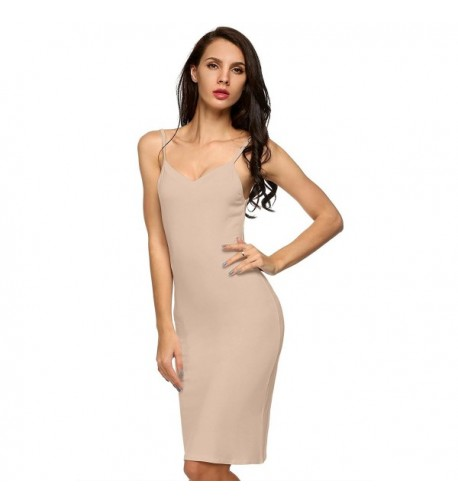 Corgy Womens Nylon Seamless Dress