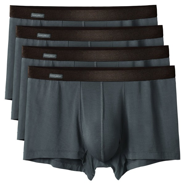 David Archy Breathable Bamboo Gray Bamboo